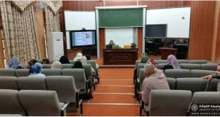 "Faculty of Dentistry at the University of Kufa Holds a workshop entitled ""Professional Personal Development for Dental Students"""