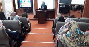 دورة بعنوان (تطبيقات تقنيات النانو) في كلية طب الأسنان بجامعة الكوفة