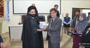 "The Basic Sciences Branch, under the supervision of the Deanship of the Faculty of Dentistry held a cultural dialogue seminar under the slogan ""Imam Ali (Amir) of creativity"" on Tuesday, 12/3/2019 and at Al_Safeer Hall where the lectures were presented by: Islamic researcher Mr. Ali Talaqani / Ataba Husseiniya and Assistant Professor Dr. Hassan Karim Majid Faculty of Jurisprudence"