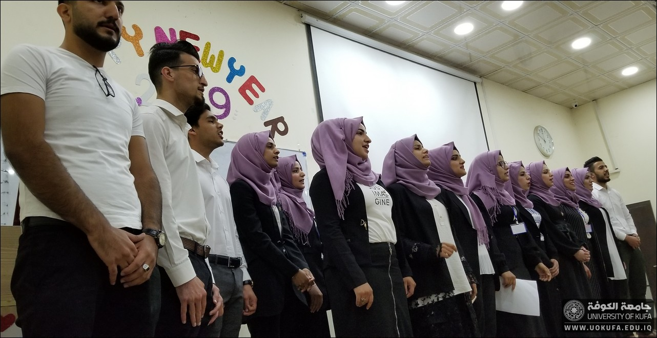 The Faculty of Dentistry holding a cultural festival under the name