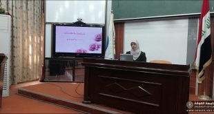 Faculty of Dentistry University of Kufa Holds a workshop on how to register and publish in international journals